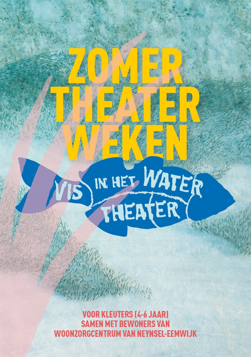 Vis in het Water Theater