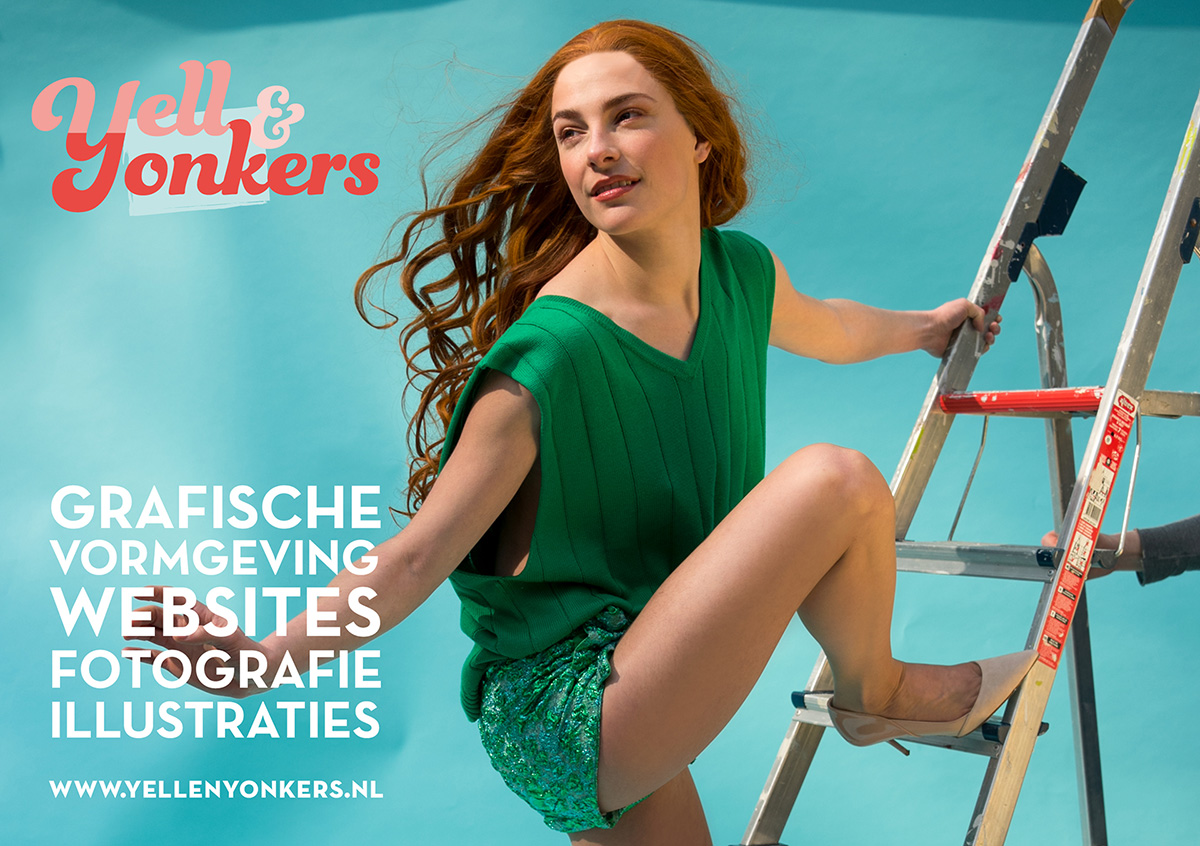 Advertentie Yell&Yonkers