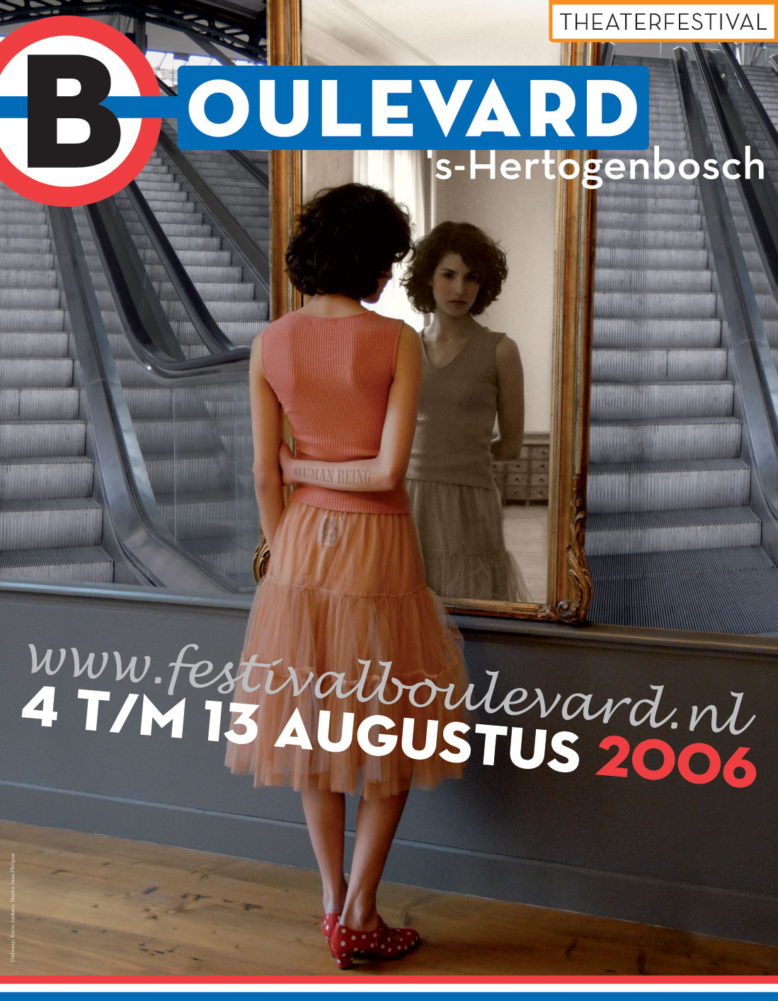 Theaterfestival Boulevard Affiche 2006